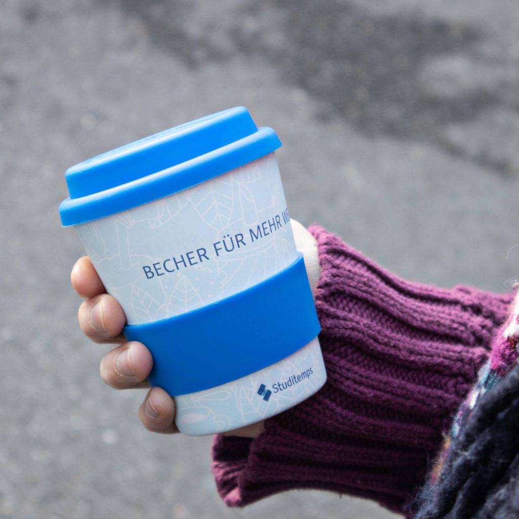 Coffee to go Becher bedrucken